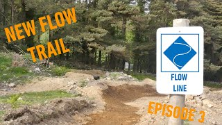 BACKYARD TRAIL BUILDING - FLOW TRAIL IS FINISHED - EP. 3