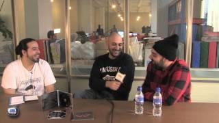 """Entrevista con Piezas y Jayder """"Melancholia"""""""