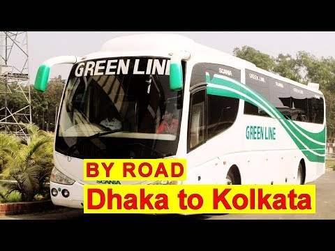 Dhaka To Kolkata By Road | Benapole Haridaspur Border | Bangladesh To India | India Tour
