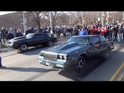New Years G-Body Street Showdown!