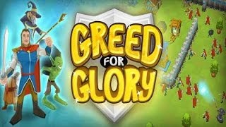 Alternative à Clash of Clans: Greed for Glory !