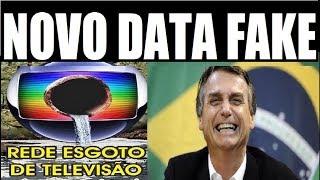 🔴 NOVA PESQUISA DATA FOLHA PRESIDENTE - BOLSONARO  LIDERA com  56%  Haddad 44%