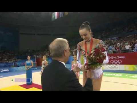 Olympic Games Beijing 2008 - individual aa award medal ceremony