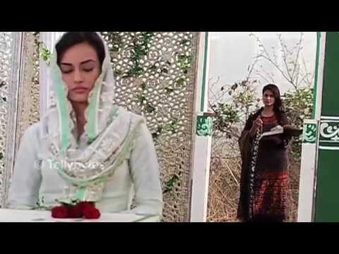From the Sets of Qubool Hai- Misbah to kill Jannat