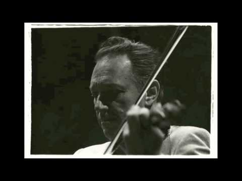 Bach: Sonata in g minor for violin solo, Alberto Lysy