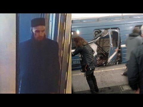 Attack on Russia: St. Petersburg Subway System Bombed, At Least 10 Killed, 40 Injured (REACTION)