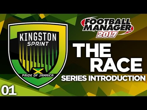 THE RACE: Episode 1: Welcome to the MLS | Football Manager 2017