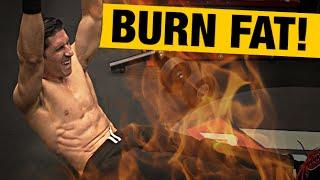 حرق الدهون تجريب Ab (النسخة المنزلية!!)