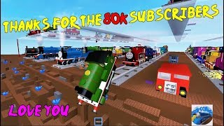 The Best of Thomas and Friends 1 Hour The World Of Thomas and Take a city tour of Thomas Roblox 2