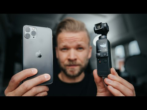 DJI POCKET 2 REVIEW... Just Get An IPhone 12 Instead?