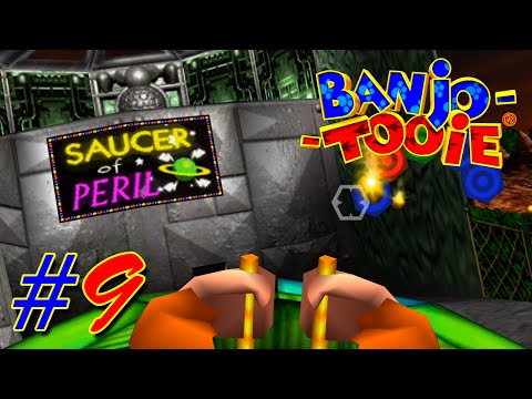 Banjo-Tooie - 9 - When A UFO Pilots You