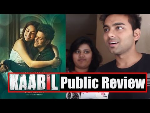 Kaabil Public Review | Hrithik Roshan | Yami Gautam | Movie Review | FilmiBeat