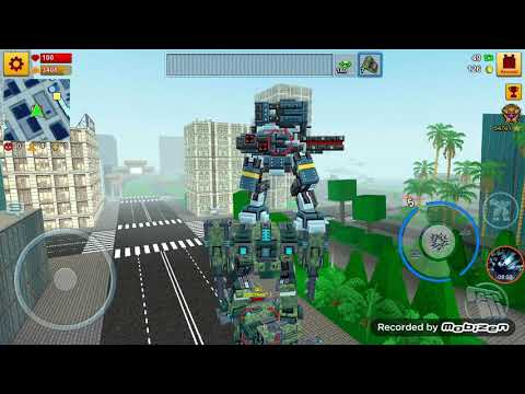 Block City Wars Black Mass Tower And More