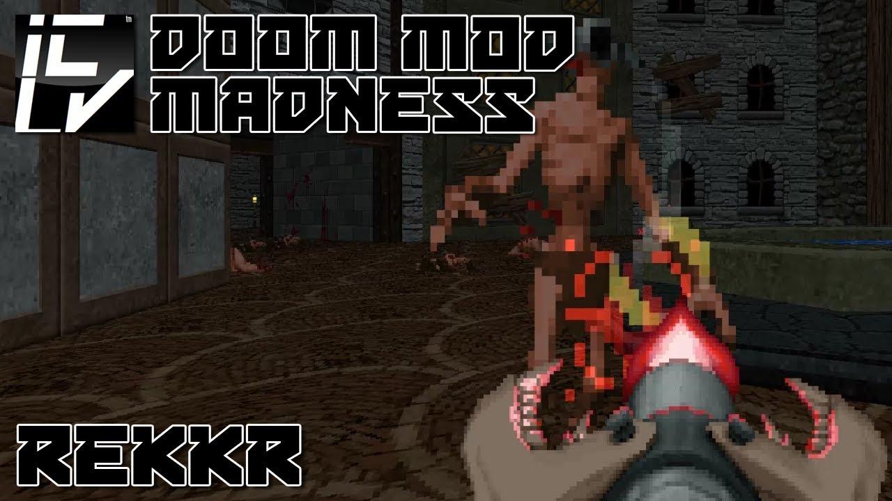 REKKR - V1 16 - Page 12 - WADs & Mods - Doomworld