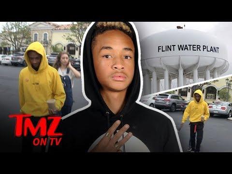 Jaden Smith's Thirst Quencher | TMZ TV