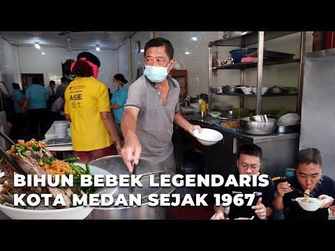 Bihun Bebek Legendaris Paling Mantap di Kota Medan : Asie Kumango