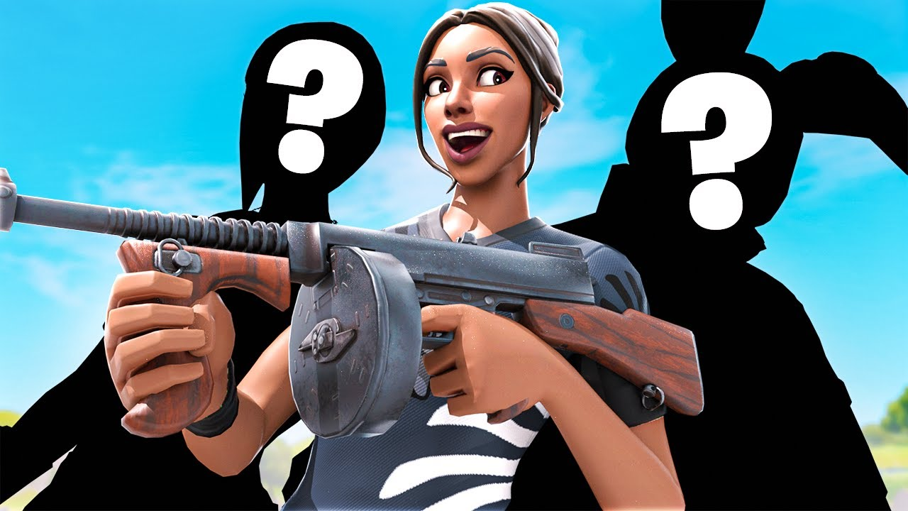 I GOT BIT BY A SHARK IN THE- (Playing Fortnite With My GF Pt. 2) | Bugha