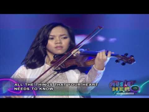 Music Hero Grand Finals (Violin Hero Part 2/2) | January 28, 2017