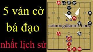 Tay chơi cờ tướng BÁ ĐẠO và TÀN ÁC nhất lịch sử, không ai nghĩ ra 😳😳😳