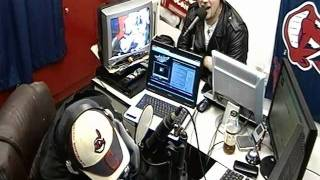 Uncensored Net Noise 2-10-2012 with Riggs from Scum of the earth and Cleveland Band Medicate part 1