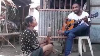 Duet Mama Sama Anak Kompak dan Keren banget