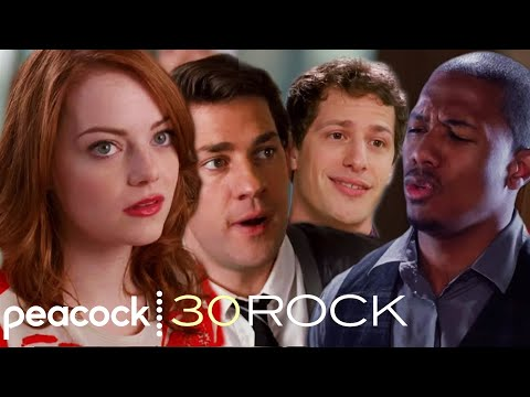 30 Rock - Martin Luther King Day: The Movie (Episode Highlight)