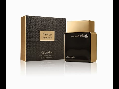 First Impressions: Euphoria Liquid Gold by Calvin Klein
