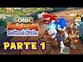 Sonic Boom El Cristal Roto 3DS Parte 1 Han Secuestrado A Amy mp3