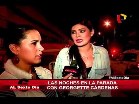 Las Noches En La Parada: Una Experiencia Extrema Junto A Georgette Cárdenas