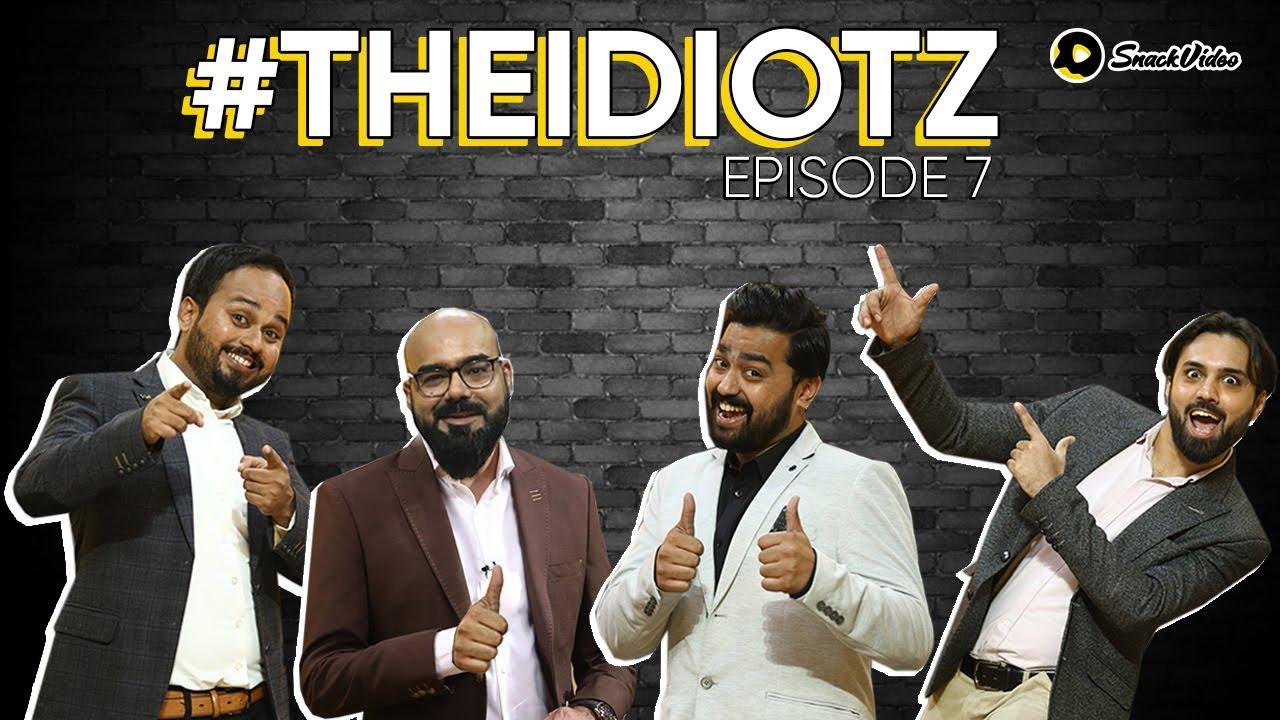 JustSnacked Episode 7: #TheIdiotz ft. Junaid Akram