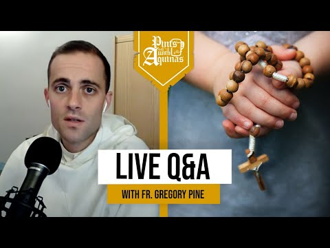 Temptation, Sin, and Other Things Jesus Didn't Suffer with Fr. Gregory Pine
