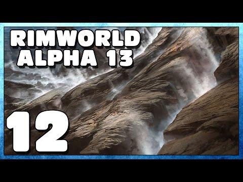 Let's Play Rimworld Alpha 13 Part  12 - The Blame...