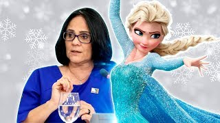 ABSURDO: DAMARES E A FROZEN - Lorelay Fox