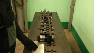 фальцепрокатный станок Snap lock 1(, 2014-02-13T16:10:23.000Z)