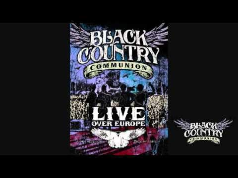 Black Country Communion- Song of Yesterday (Live Over Europe)