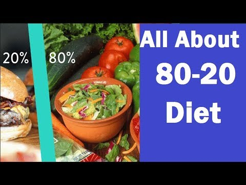 80-20 Diet | All About 80-20 Rule, What Is It and How To Apply It?