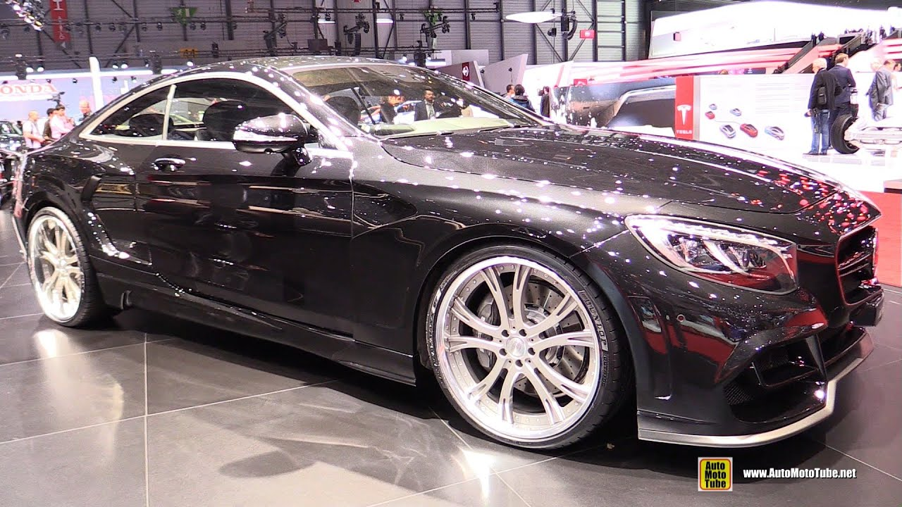 2015 mercedes benz s class s63 amg coupe fab design exterior and interior walkaround youtube. Black Bedroom Furniture Sets. Home Design Ideas