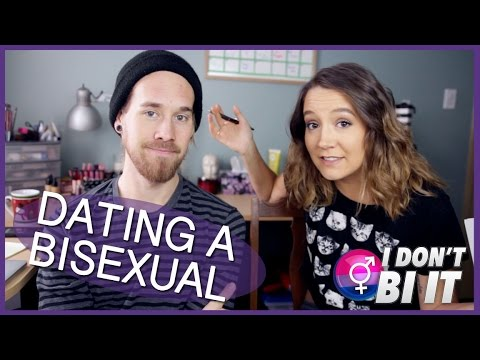 I dating a bisexual girl