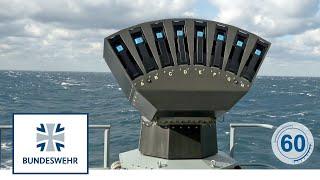 60 Sekunden Bundeswehr: Täuschkörperwerfer
