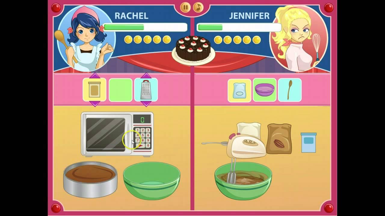 Rachel S Wedding Cake Game Friv