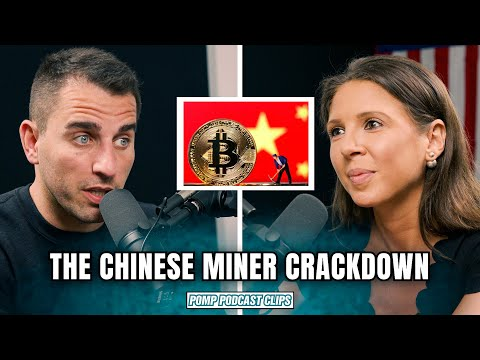 Chinese Miners Go Offline | Pomp Podcast CLIPS