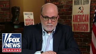 Mark Levin shreds reporters for sitting on explosive Milley story