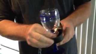 Wine Yoke™ Lanyard Wine Glass Holder - Wine Glass Tote