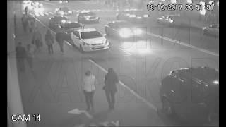 Новое видео ДТП Харьков 18.10.2017 (камера видеонаблюдения) thumbnail