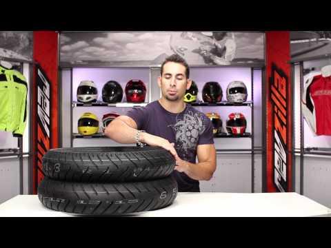 Dunlop Elite 3 Tire Review at RevZilla.com