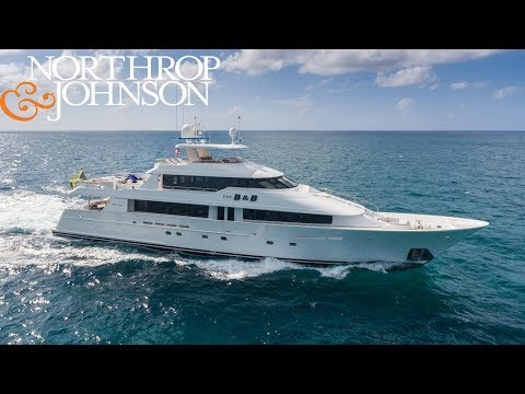 LUXURY YACHT THE B&B FOR CHARTER