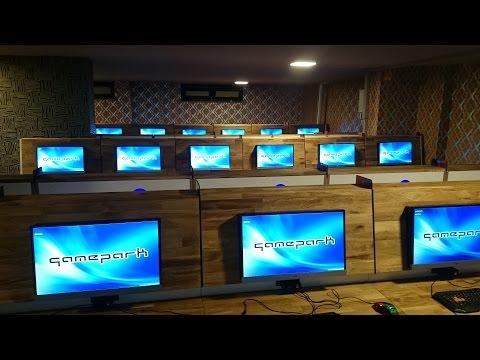 Gamepark İnternet Cafe Konya 2015 - 90 Pc Ccboot + MuRKuT Masaüstü Yönetim Sistemi
