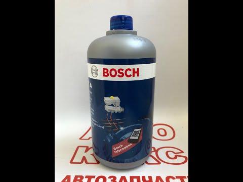 Тормозная жидкость Bosch BO 1987479107 DOT4