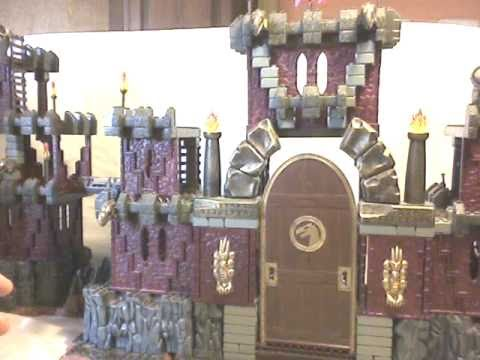 Megabloks Dragons Video Review: Draigar Castle (2/2) (2003) [English]