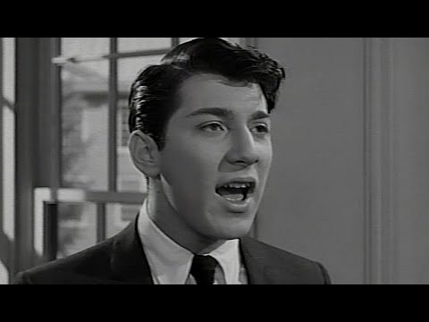 Paul Anka - It's Time to Cry (1959) - HD
